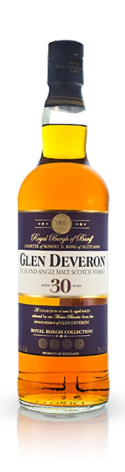 The Dramble's tasting notes for Glen Deveron 30 year old