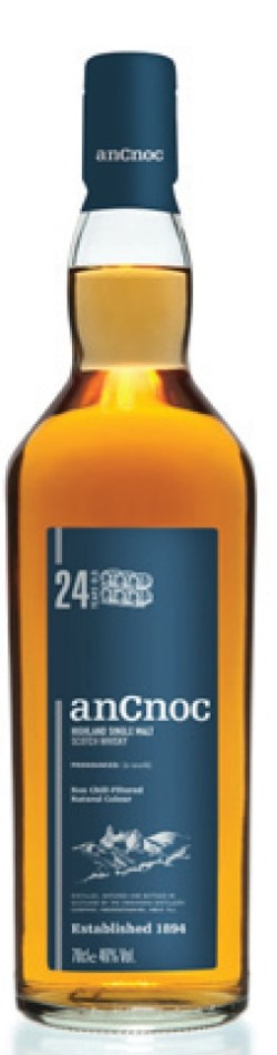 The Dramble's tasting notes for Ancnoc 24 year old