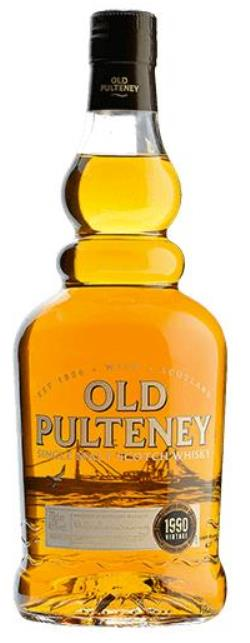 The Dramble reviews OId Pulteney Limited Edition 1990 Vintage