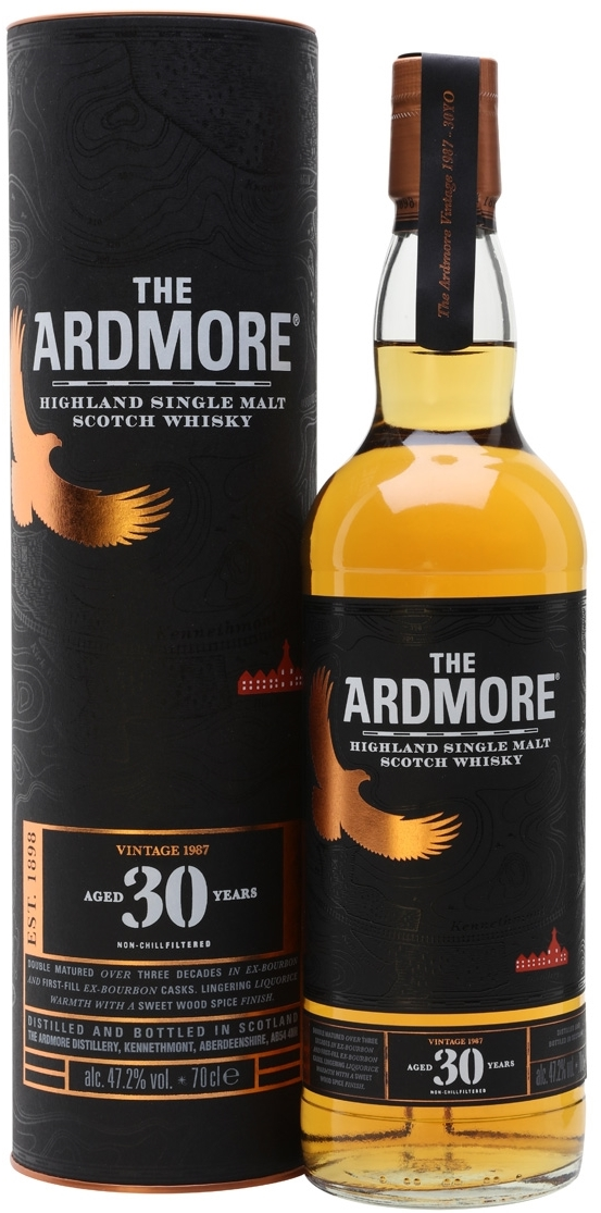 The Dramble reviews Ardmore 30 year old