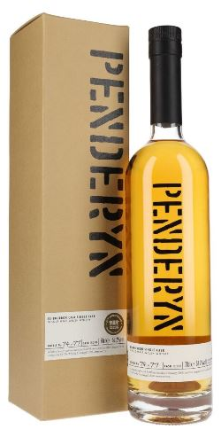 The Dramble reviews Penderyn 2008 11 year old TWE Exclusive