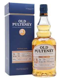 The Dramble reviews Old Pulteney 2004 TWE Exclusive