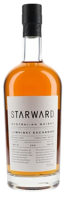 The Dramble reviews Starward 2012 7 year old TWE Exclusive