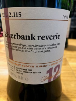 The Dramble reviews SWMS 2.115 Riverbank reverie