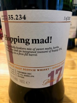 The Dramble reviews SMWS 35.234 Hopping mad!