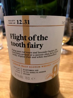 The Dramble reviews 12.31 Flight of the tooth fairy