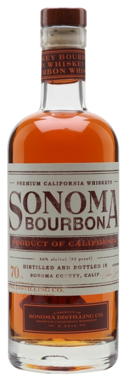 The Dramble reviews Sonoma Bourbon