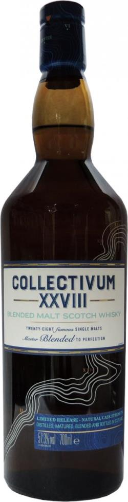 The Dramble's tasting notes for Collectivum XXVIII from the 2017 Diageo Special Releases