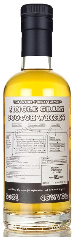 The Dramble reviews That Boutique-y Whisky Company Strathclyde 31 Year Old Batch 4