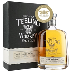 The Dramble reviews Teeling 1991 27 year old TWE Exclusive