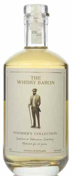 The Dramble reviews Fettercairn 10 year old Whisky Baron Founder's Collection