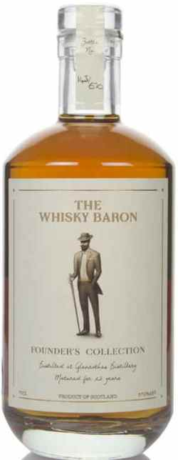The Dramble reviews Glenrothes 12 year old Whisky Baron Founder's Collection