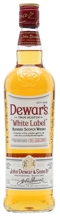 The Dramble reviews Dewar's White Label