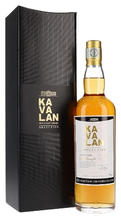 The Dramble reviews Kavalan 2011 7 year old Rum Cask TWE Exclusive