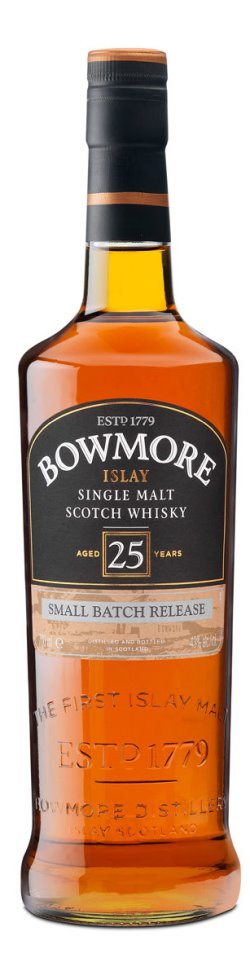 The Dramble reviews Bowmore 25 year old Small Batch