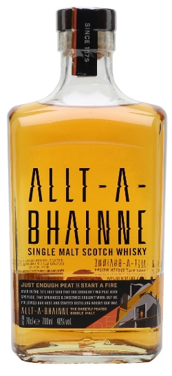 The Dramble reviews Allt-a-Bhainne Single Malt Scotch Whisky