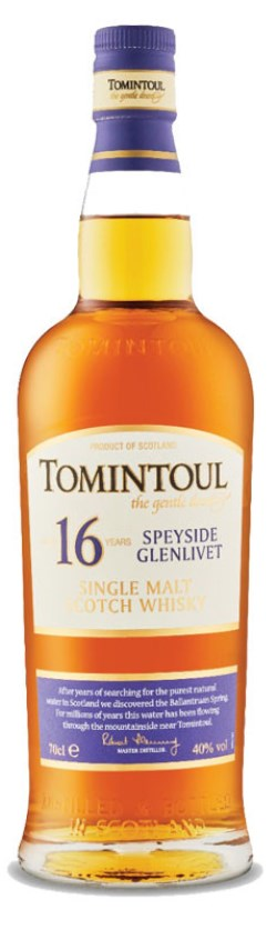 The Dramble reviews Tomintoul 16 year old