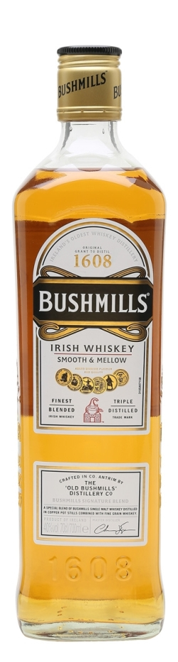 The Dramble reviews Bushmills Original White Label