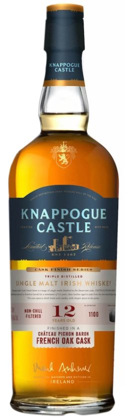 The Dramble reviews Knappogue Castle 12 year old Chateaux Pichon Baron Finish