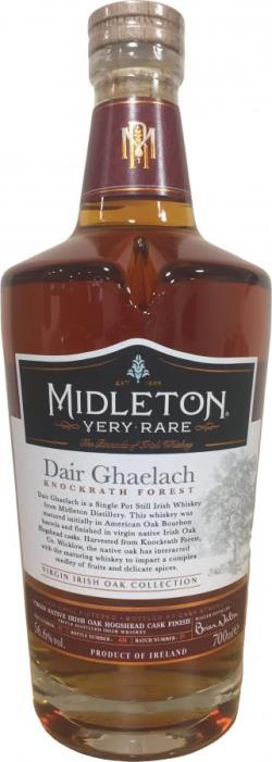 The Dramble reviews Midleton Very Rare Dair Ghaelach Knockrath Forest Tree 1