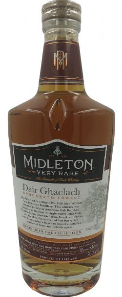 The Dramble reviews Midleton Very Rare Dair Ghaelach Knockrath Forest Tree 3