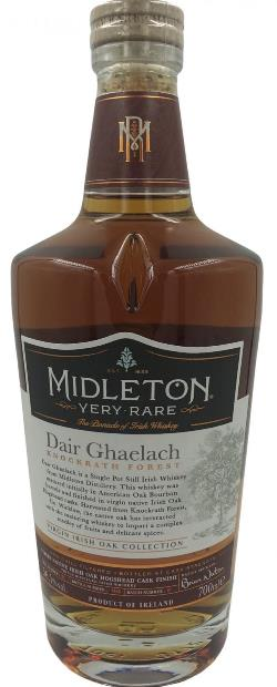 The Dramble reviews Midleton Very Rare Dair Ghaelach Knockrath Forest Tree 4