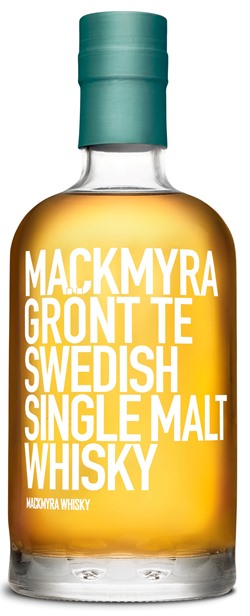 The Dramble reviews Mackmyra Grönt Te