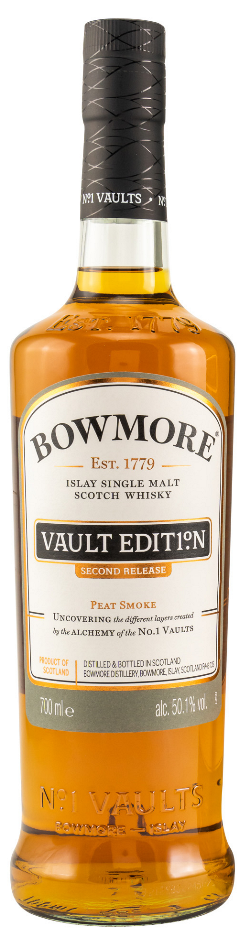 The Dramble reviews Bowmore Vault Edition Second Release – Peat Smoke