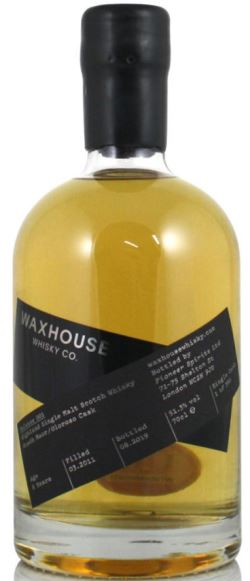 The Dramble reviews The Waxhouse Whisky Company Ruadh Maor 2011 8 year old