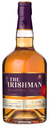 The Dramble reviews The Irishman Cask Strength 2017