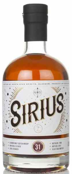 The Dramble reviews North Star Spirits Sirius 31 year old