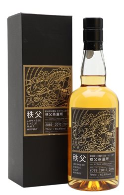 The Dramble reviews Chichibu 2012 #2089 TWE Exclusive