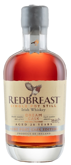The Dramble reviews Redbreast 28 year old Dream Cask Ruby Port Edition