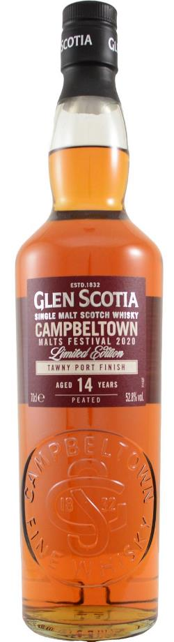 The Dramble reviews Glen Scotia 14 year old Tawny Port Finish