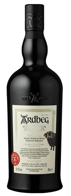 The Dramble reviews Ardbeg Blaaack Committee Release