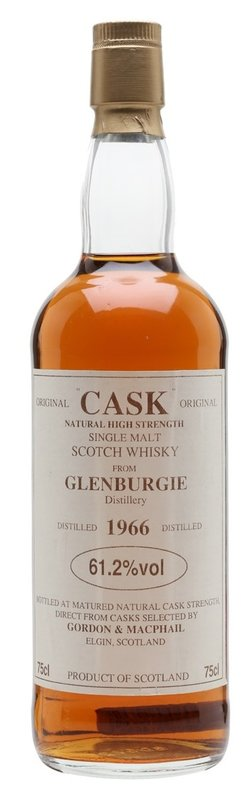 The Dramble reviews Glenburgie 1966 Gordon & Macphail (Original Cask)