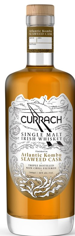 The Dramble reviews Currach Atlantic Kombu Seaweed Cask