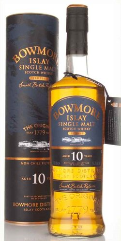 The Dramble reviews Bowmore Tempest Small Batch Release No.1