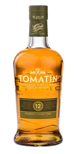 The Dramble's tasting notes for Tomatin 12 year old
