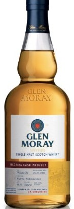 The Dramble reviews Glen Moray Madeira Cask Project