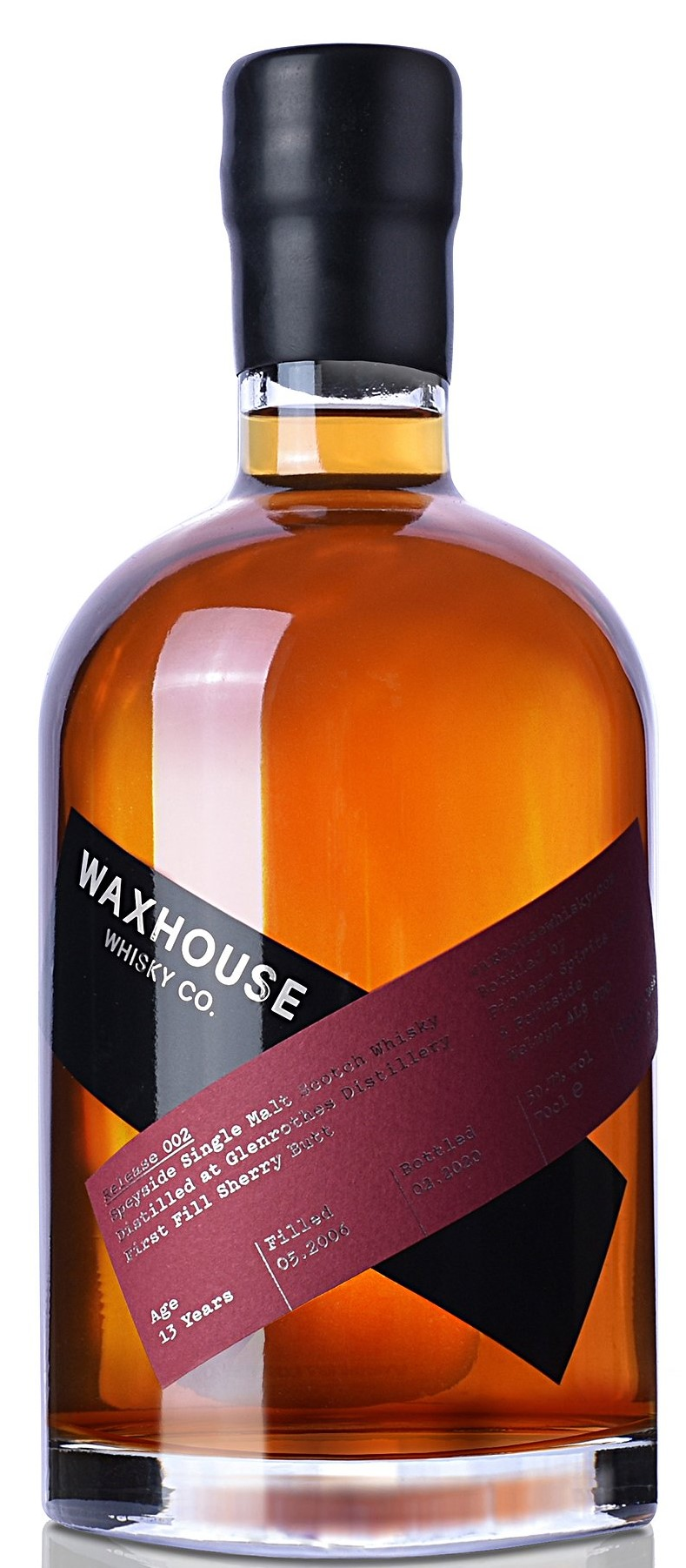 The Dramble reviews Glenrothes 2006 13 year old The Waxhouse Whisky Company