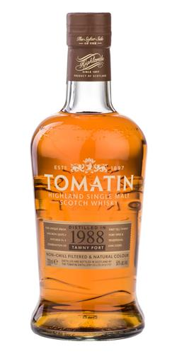 The Dramble's tasting notes for Tomatin 1988 27 year old Batch 3