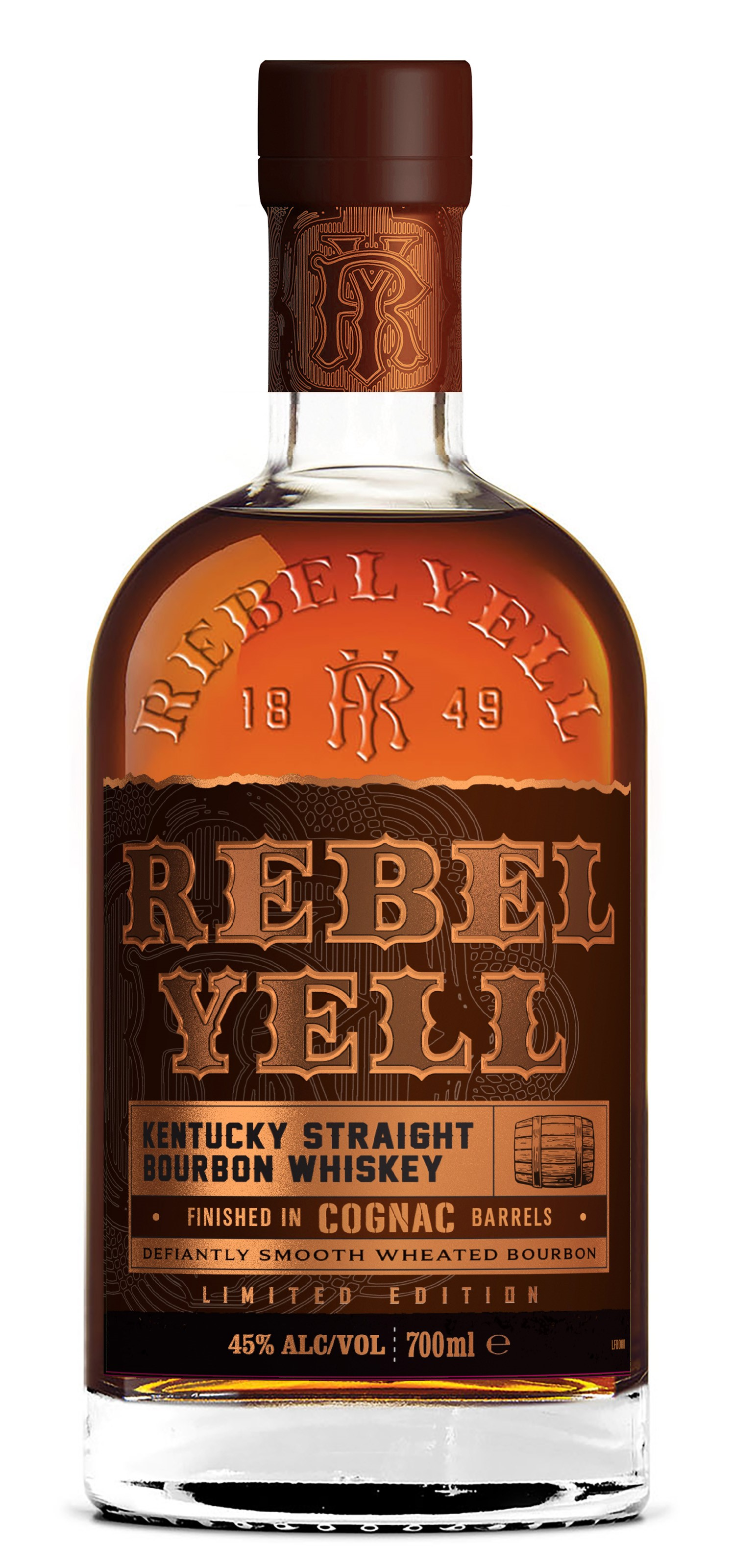 The Dramble reviews Rebel Yell Cognac Barrel Finish