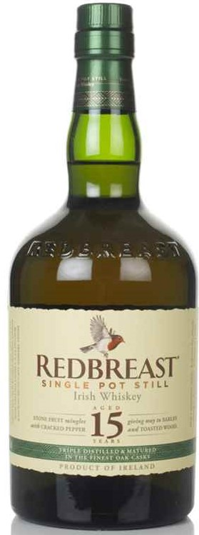 The Dramble reviews Redbreast 15 year old