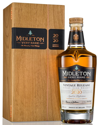 The Dramble reviews Midleton Very Rare 2020