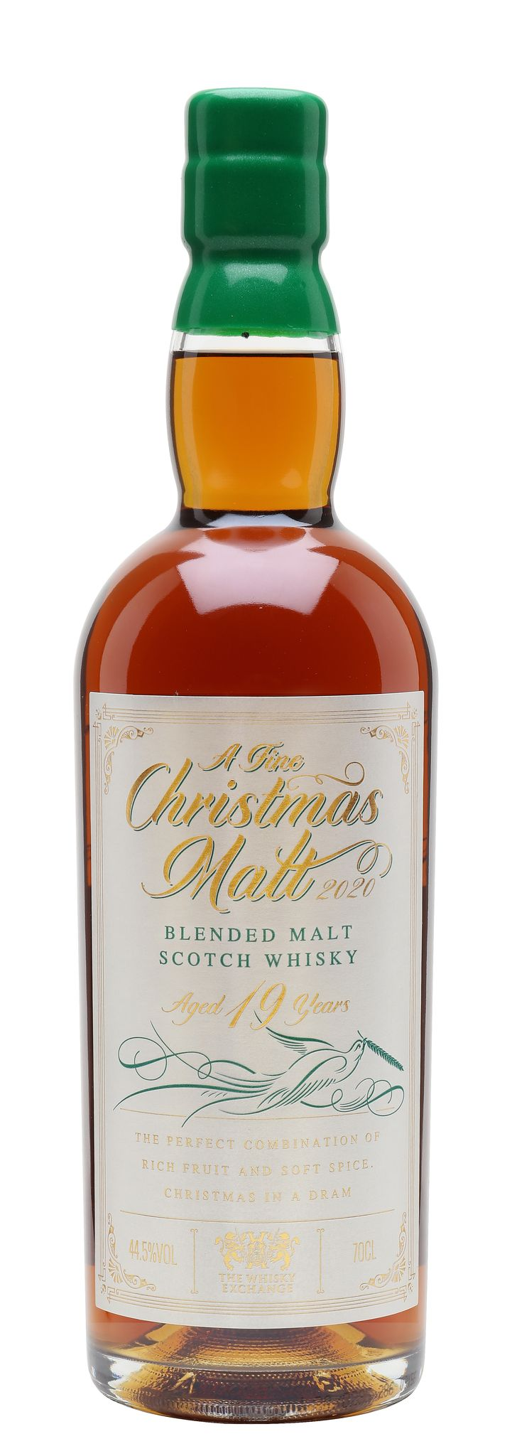 The Dramble reviews A Fine Christmas Malt 2020