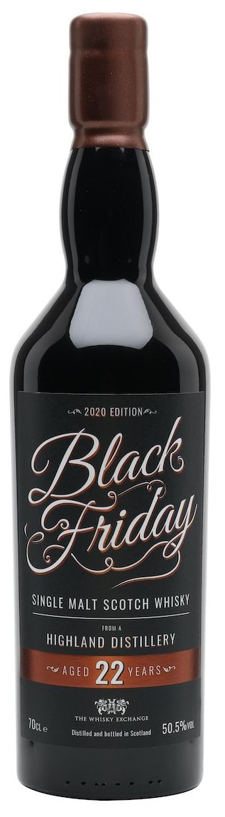 The Dramble reviews The Whisky Exchange Black Friday 2020 Edition