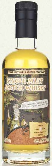 The Dramble reviews Boutique-y Whisky Inchfad 13 year old Batch 1