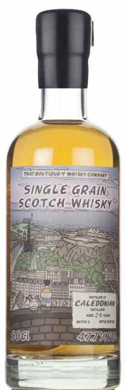 The Dramble's tasting notes for That Boutique-y Whisky Company Caledonian 29 year old Batch 2
