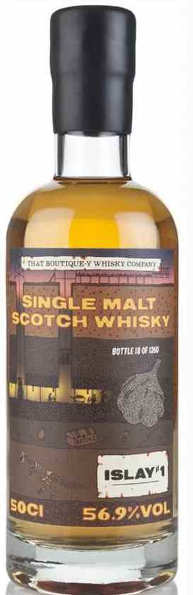 The Dramble's tasting notes for That Boutique-y Whisky Company Islay No.1 Batch 1